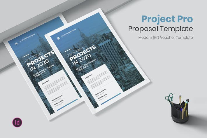 Thumbnail for Project Pro Market Proposal