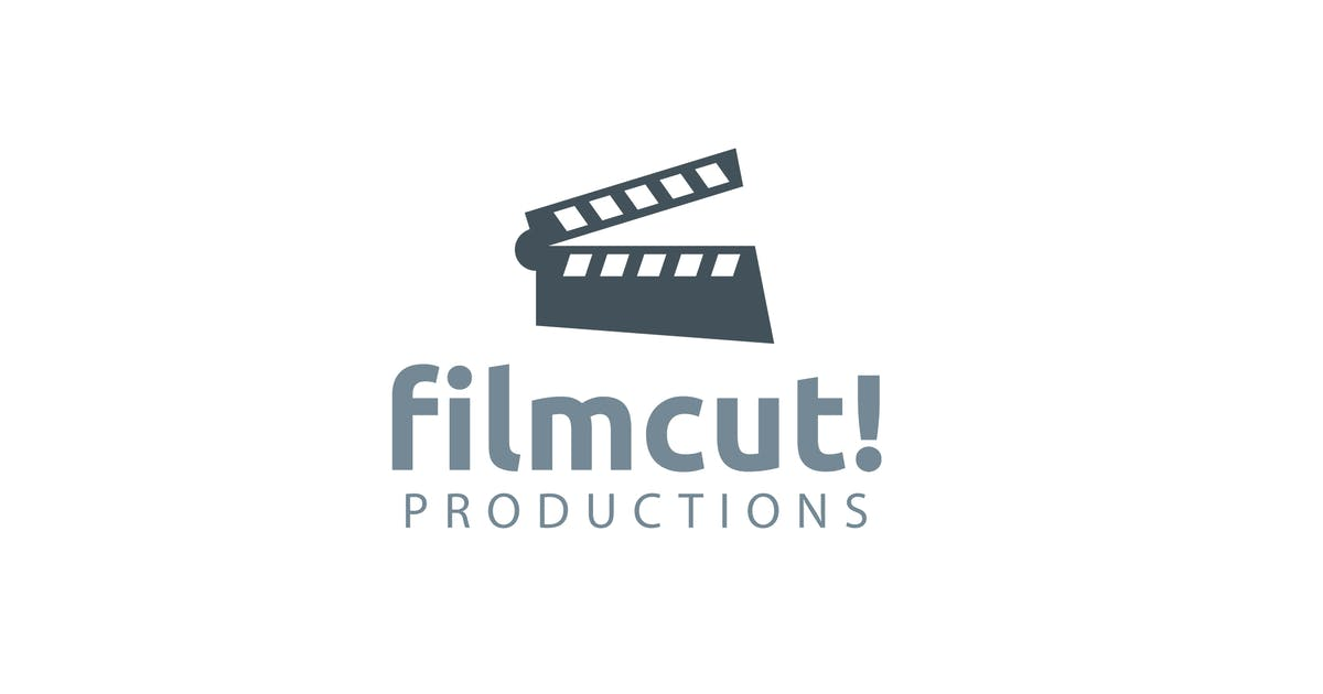 Download Film cut logo template by Be_Themes