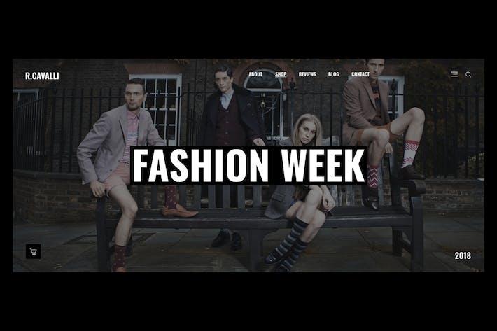 Thumbnail for Fashion Headers