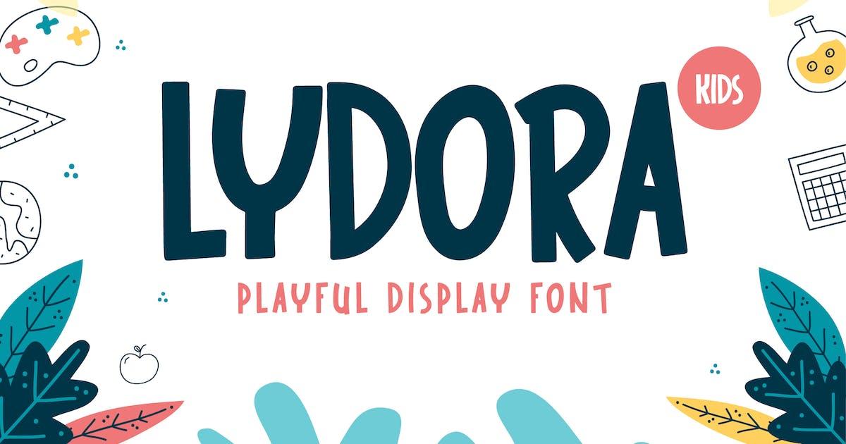 Download Lydora Kids QR by almarkhatypestd