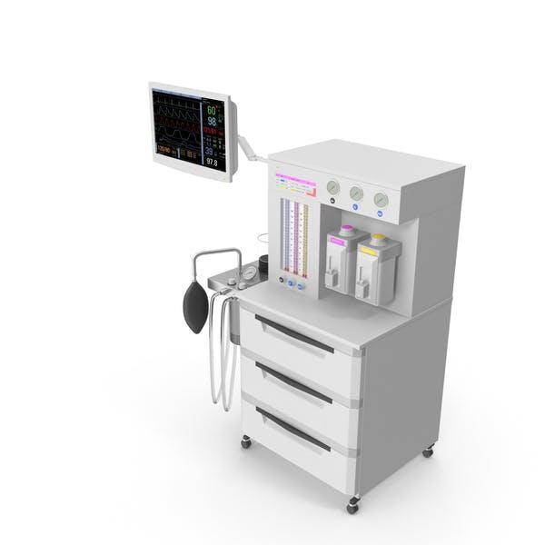 Машина для анестезии