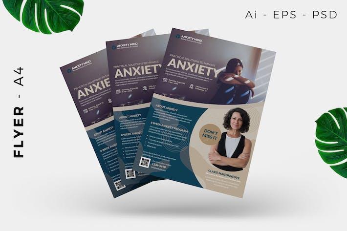 Psychology Flyer Design