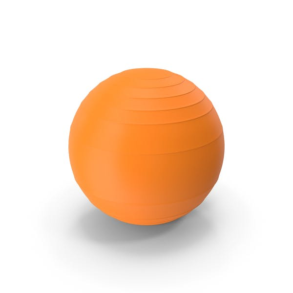 Pilates Ball Orange