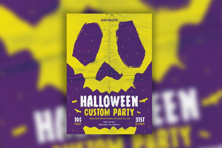 Thumbnail for Halloween Custom Party