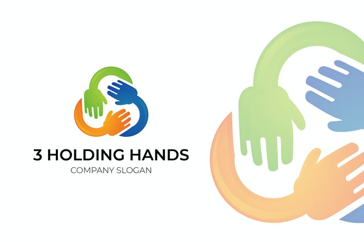 Thumbnail for 3 Holding Hands
