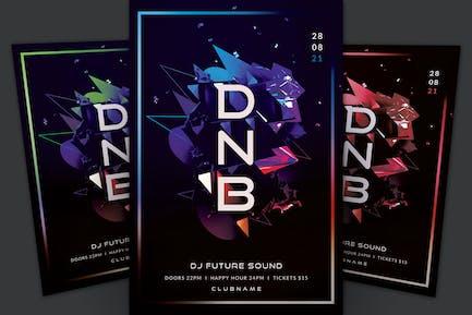 DNB Flyer