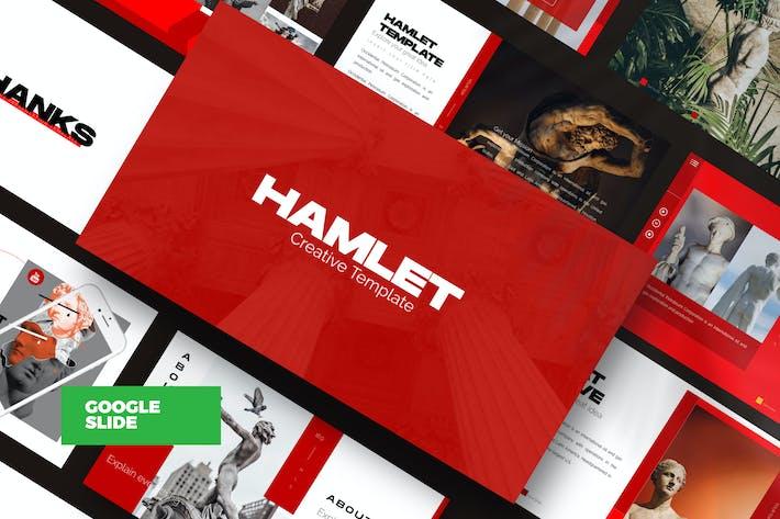 Thumbnail for HAMLET - GOOGLE SLIDE Business Corporate