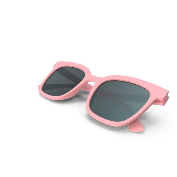 Women's Sunglasses Closed Pink