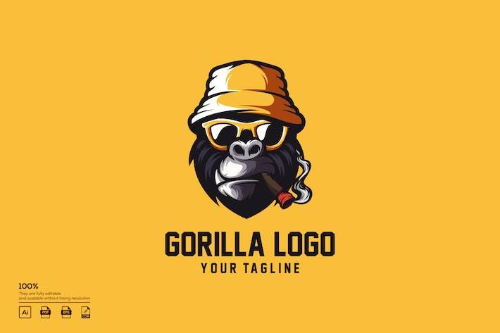 Thumbnail for Geek Gorilla Logo Design