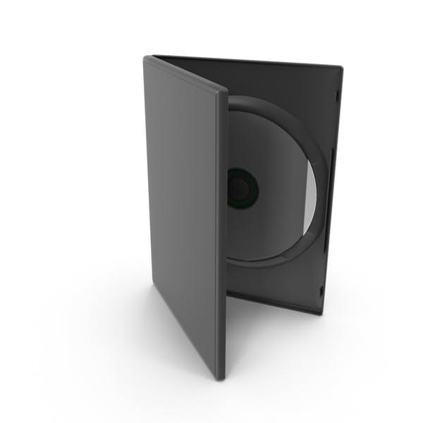 Caja de DVD