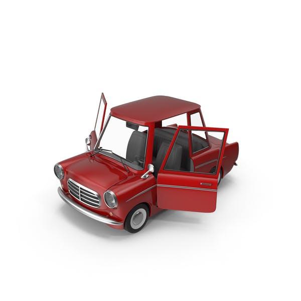 Thumbnail for Cartoon Car Open Doors