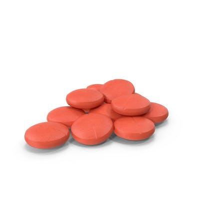 Round Pills