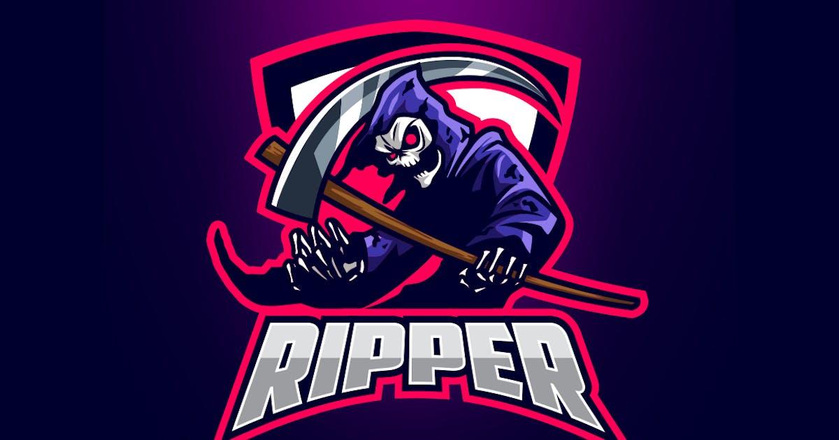 Download Esports Grim Reaper Logo by Suhandi