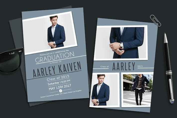 Cover Image For Graduation Invitation