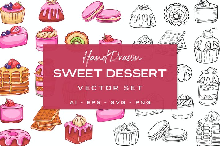 Thumbnail for Sweet Dessert
