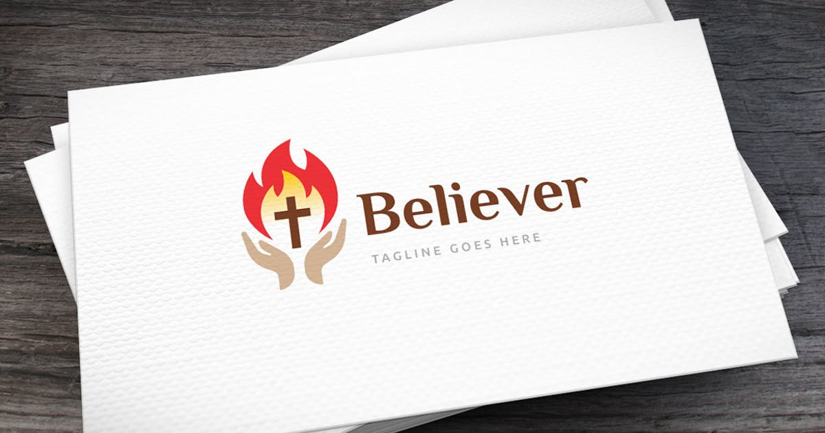 Download Believer Logo Template by empativo