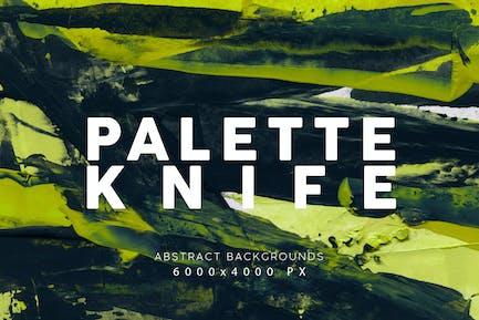 Palette Knife Paint Textures 3