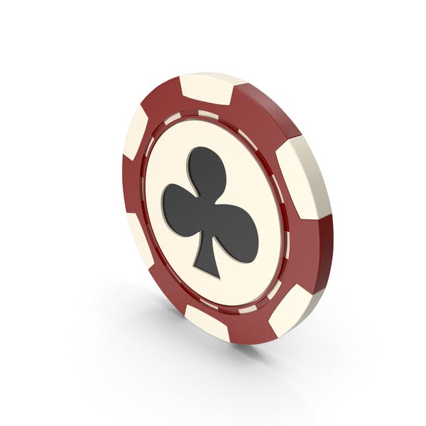 Clubs Casino Chip