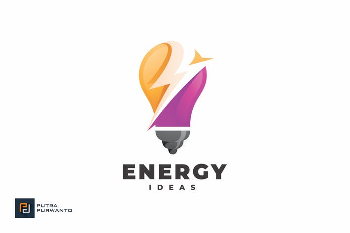 Thumbnail for Energy Ideas - Logo Template