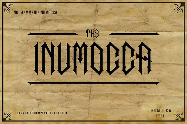 Cover Image For The Inumocca complete
