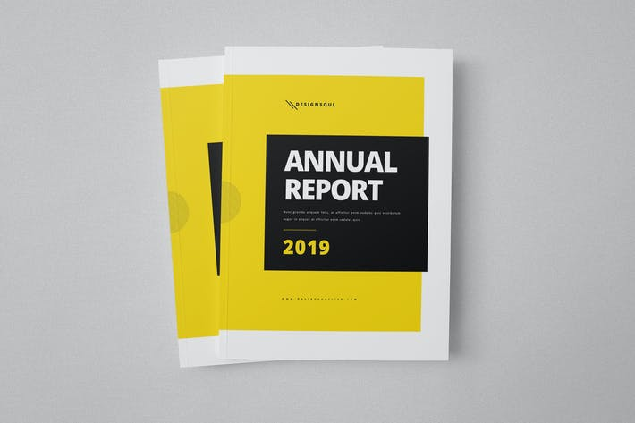 Cover Image For Annual Report