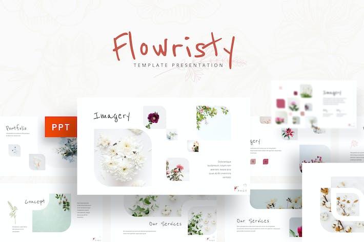 Flowristy - Powerpoint Template