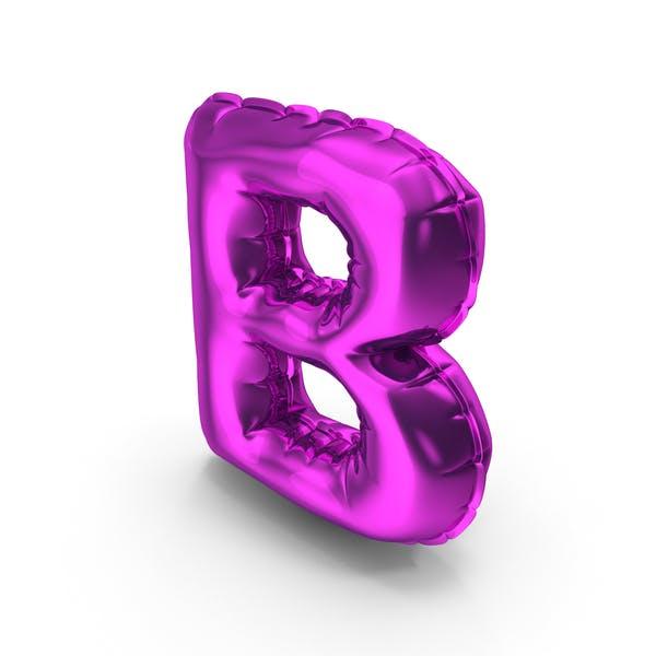 Thumbnail for Balloons Alphabet Letter B