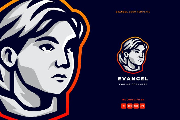 Evangel Logo Template