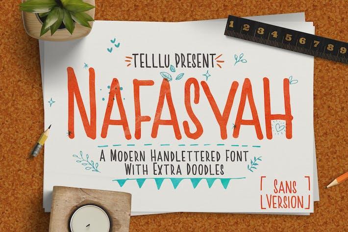 Nafasyah Sans & Extra