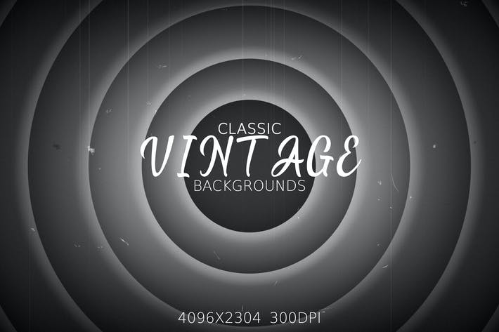 Thumbnail for Classic Vintage Backgrounds