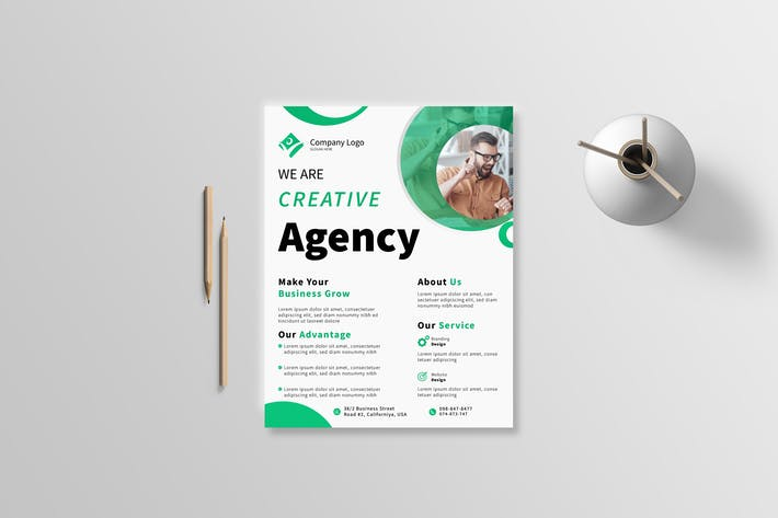 Thumbnail for Business Flyer 24