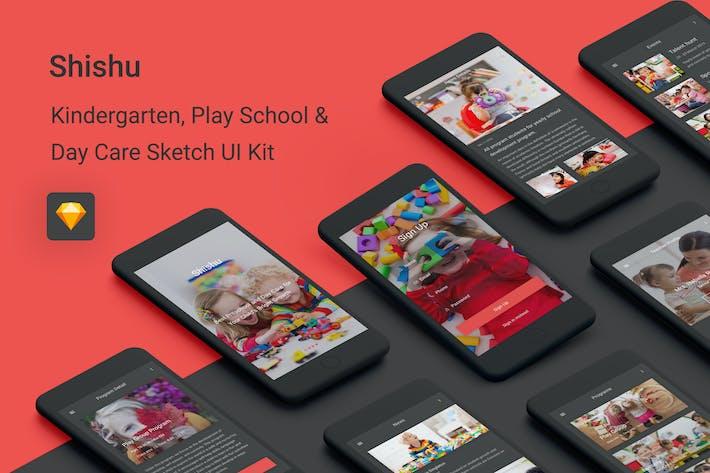 Thumbnail for Shishu - Kindergarten & Play School Sketch App
