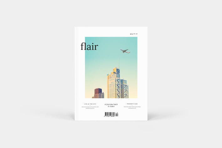 Thumbnail for Flair Magazine
