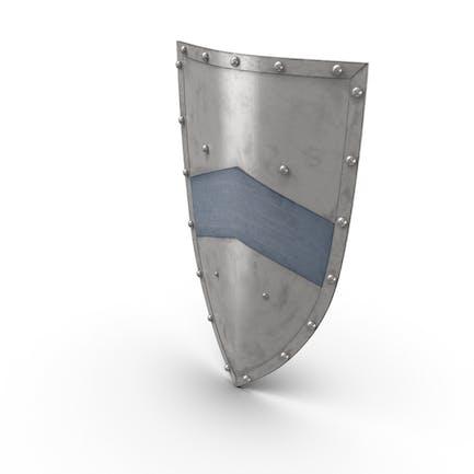 Средневековый металлический щит
