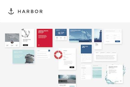 Harbor UI Kit