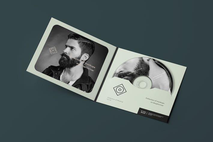 Thumbnail for CD Digi Pack Mock-up 4