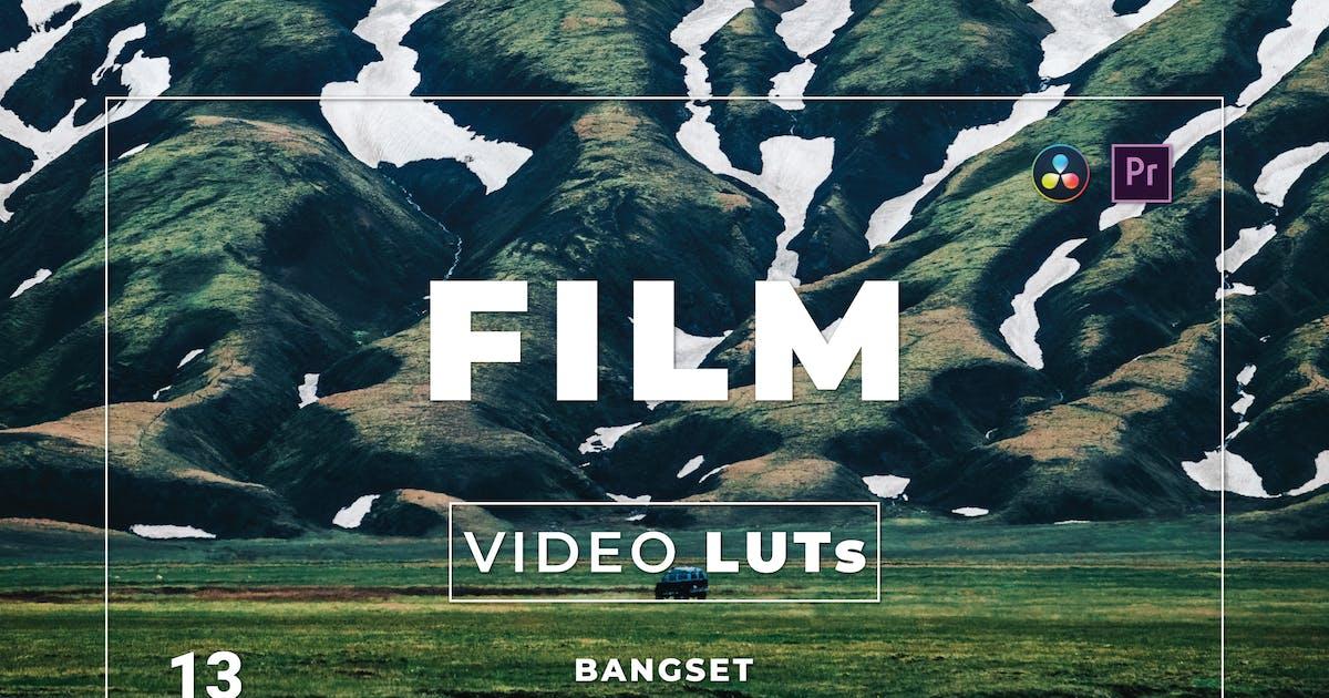 Download Bangset Film Pack 13 Video LUTs by Bangset