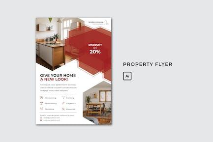 Property - Flyer