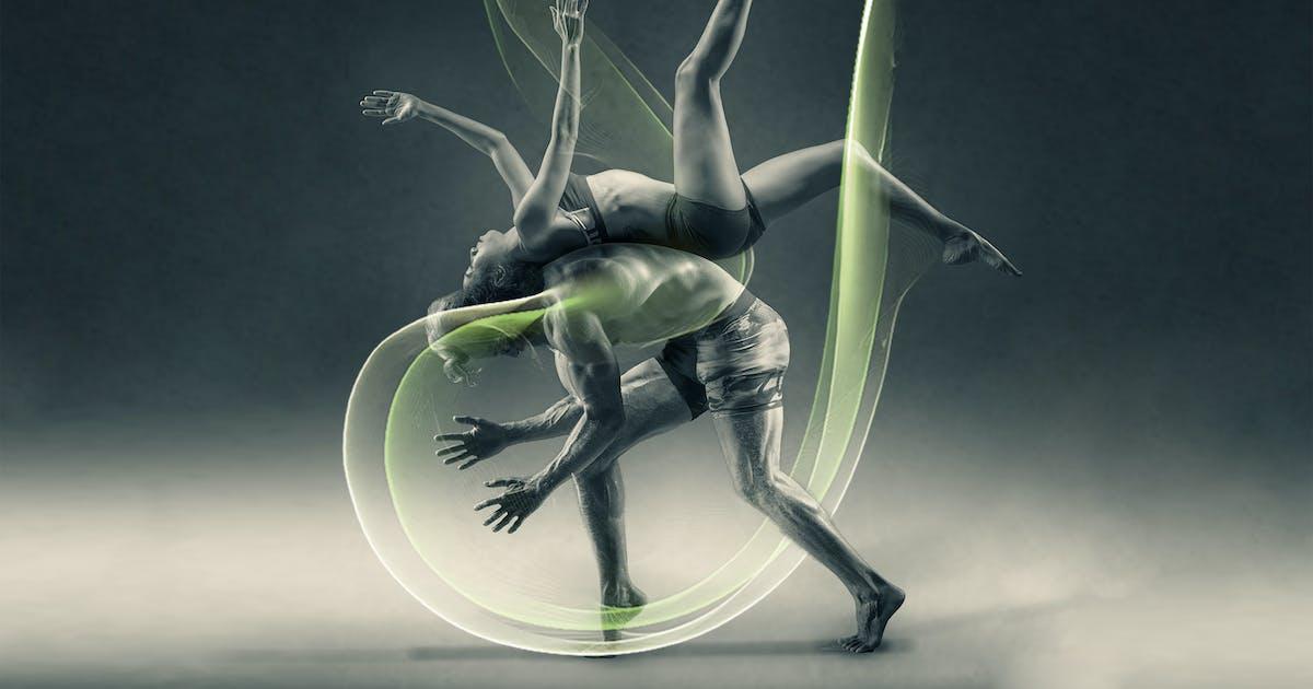 Download 34 Magic Waves Photo Overlays by Eldamar_Studio