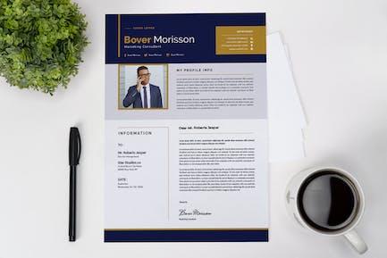 Marketing Consultant CV Resume