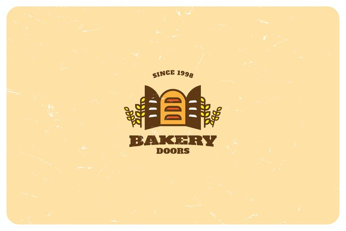 Thumbnail for BAKERY DOORS - Mascot & Esport Logo