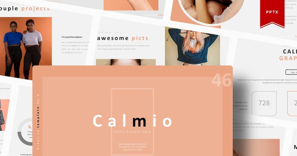 Download Calmio | Powerpoint Template by Vunira