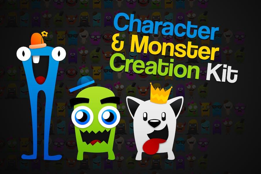 Character & Monster Creation Kit