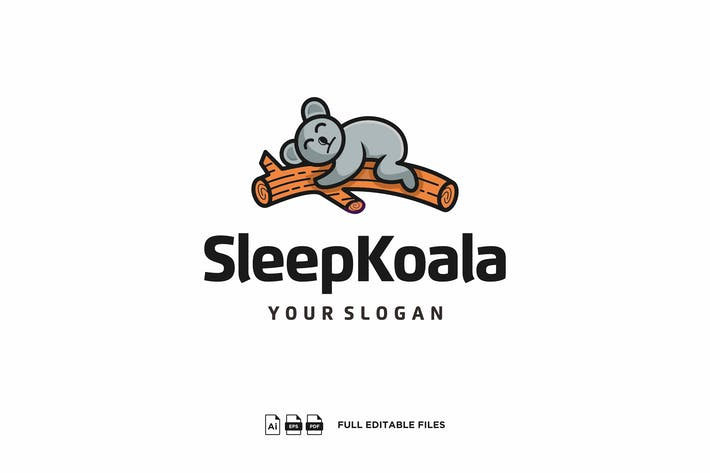 Thumbnail for Widtemp - Koala Logo Template