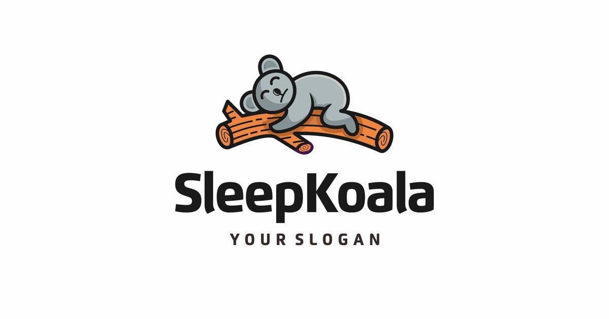 Download Koala Logo v.PW14 by GranzCreative