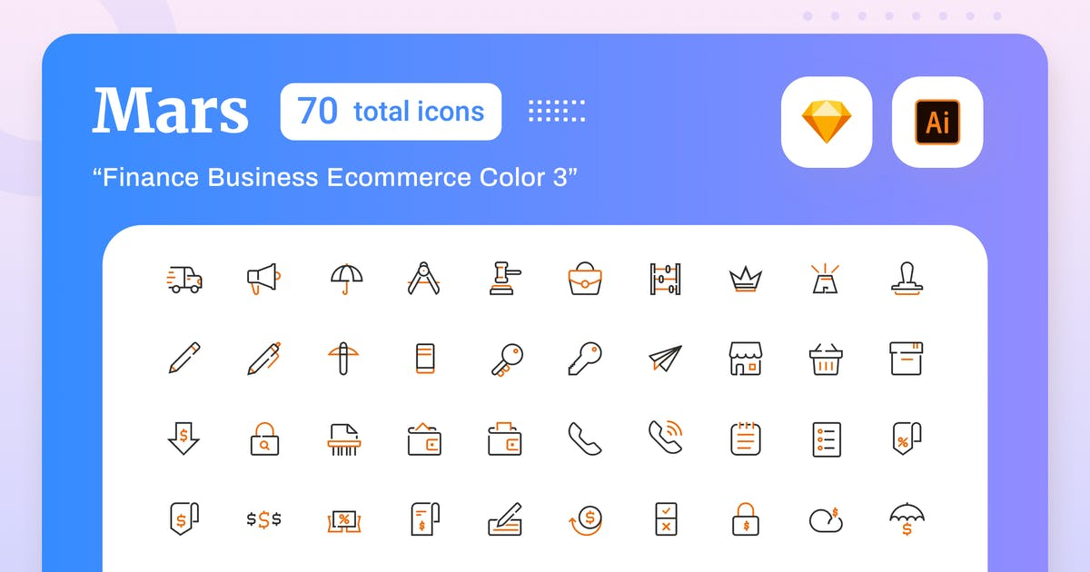 Download Mars - Mars - Finance Business Ecommerce Color 3 by sudutlancip
