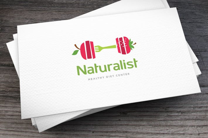 Thumbnail for Naturalist Logo Template