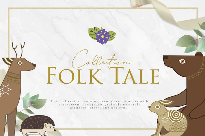 Thumbnail for Folk Tale Collection