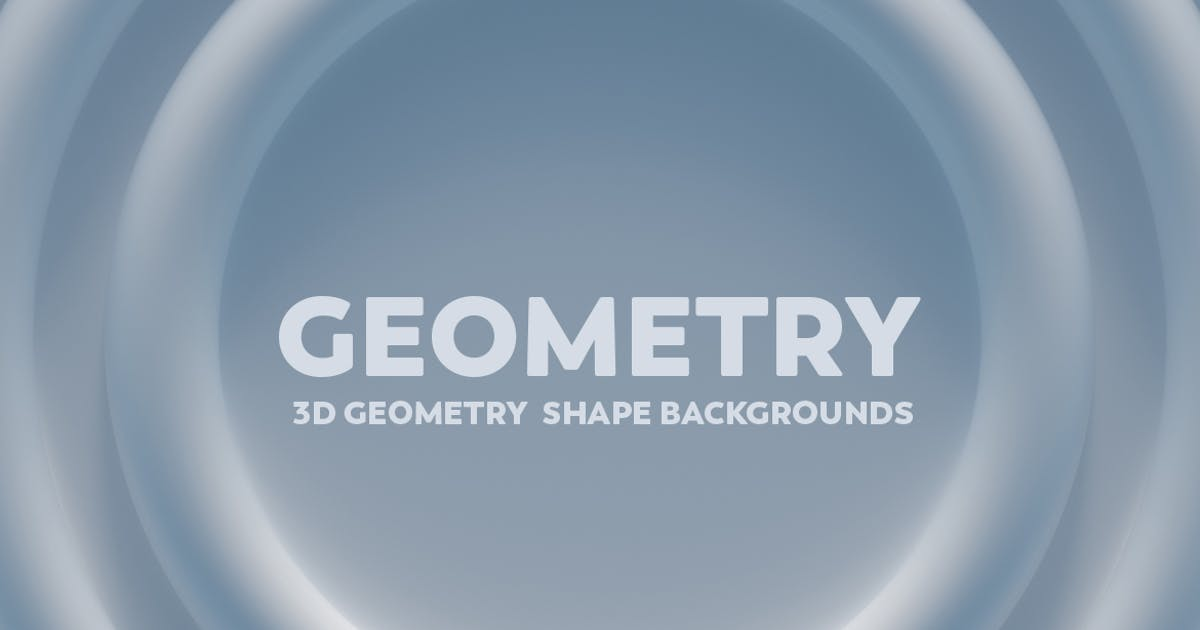 Download 3D Geometry  Shape Backgrounds by mamounalbibi