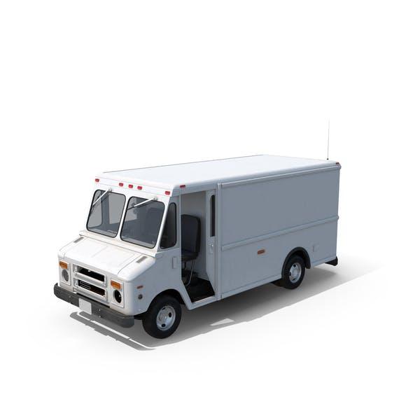 Post Office Truck
